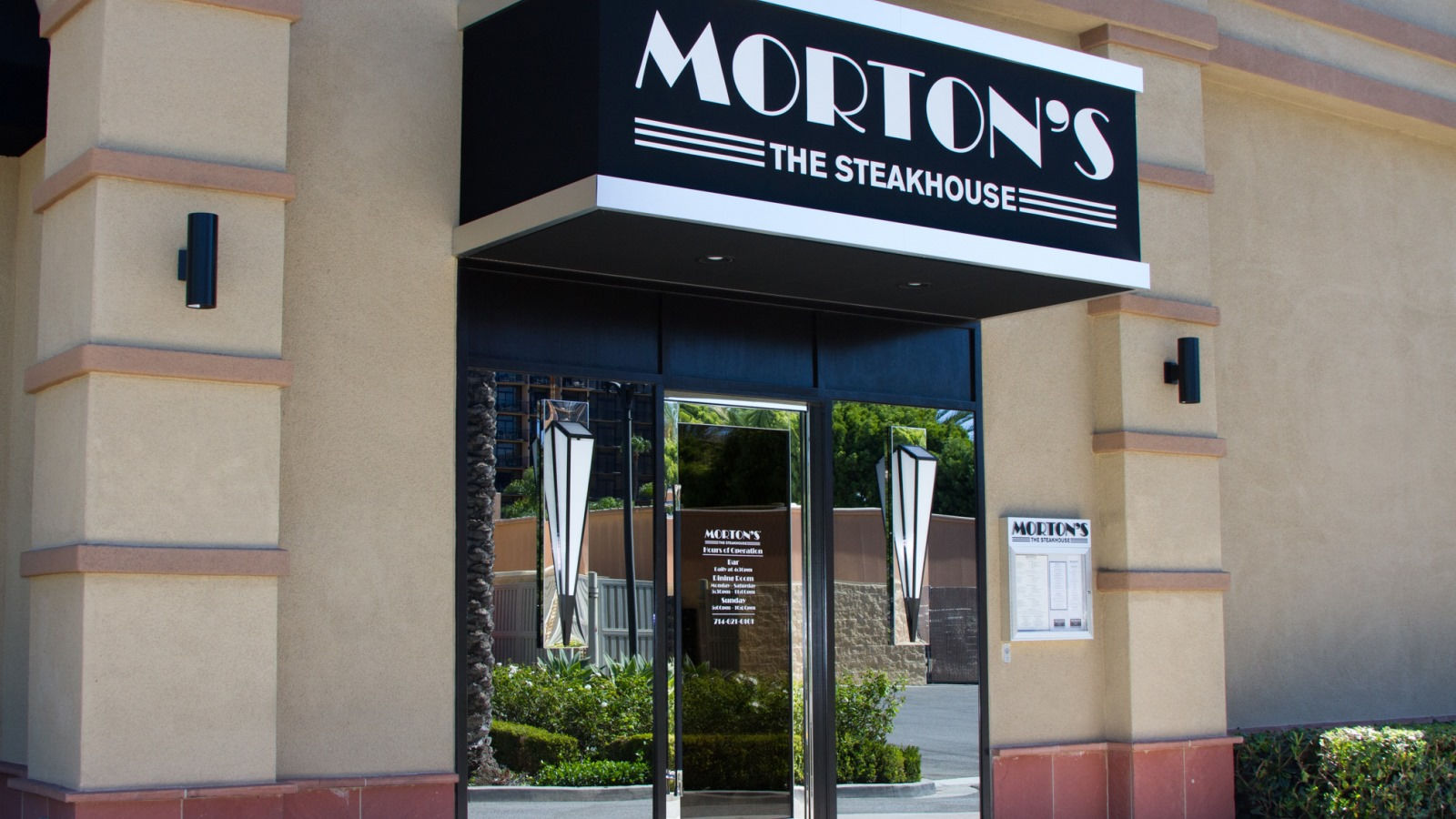 Anaheim Restaurants - Morton's The Steakhouse